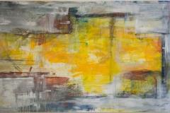 Gelbe Komposition